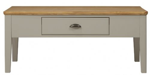 Braemar Coffee Table with Drawer